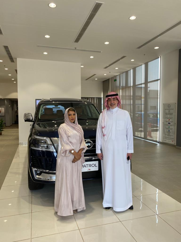 Petromin Nissan Appoints First Female Branch Manager in the Kingdom